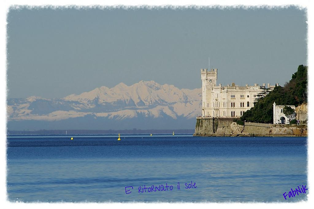 Castello di Miramare;Trieste, Friuli Venezia Giulia