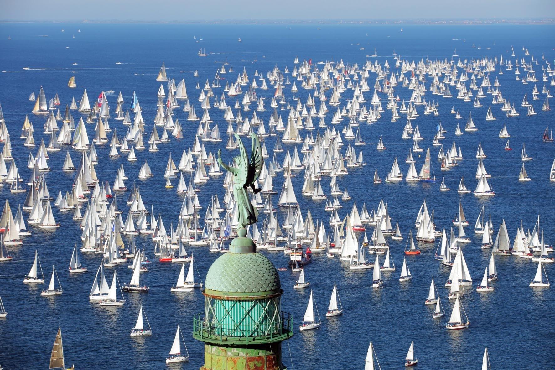 гид в триесте, экскурсия в триесте ,barcolana, coppa d'autunno, Trieste